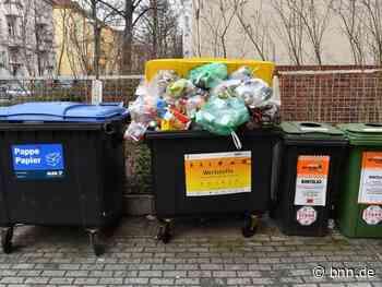 Entsorgungsbetriebe: Müllabfuhr rund um Karlsruhe läuft trotz Corona rund - BNN - Badische Neueste Nachrichten