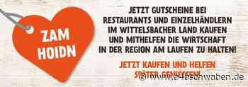 Initiative für regionale Einzelhändler und Gastronomien - Aichach-Friedberg - B4B Schwaben