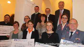 Weihnachtsmarkt Affing: 12.000 Euro für den Guten Zweck - Augsburger Allgemeine