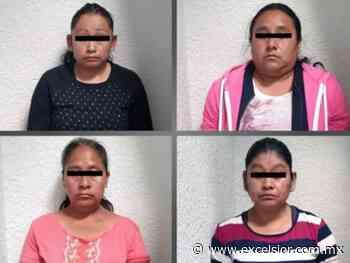 Mujeres amagan con cuchillo a empleada y roban tienda en Amecameca - Excélsior