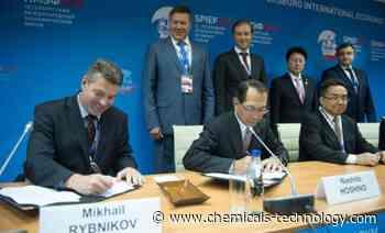 PhosAgro Ammonia Production Facility, Cherepovets - Chemical Technology - Chemicals Technology