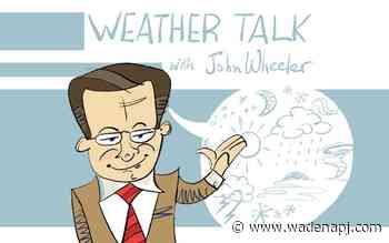 Weather Talk: The pleasant smell of rain - Wadena Pioneer Journal