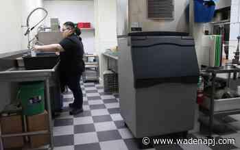 PROGRESS 2020: Boondocks adds new flooring in kitchen - Wadena Pioneer Journal