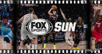 HEAT Wins To Be Replayed On FOX Sports Sun & the HEAT Radio Network