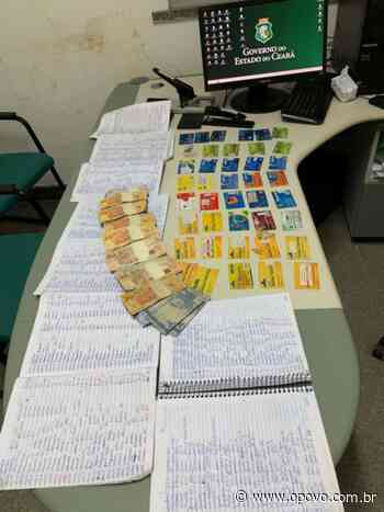 Suspeito de agiotagem é capturado em Pacatuba - O POVO Online