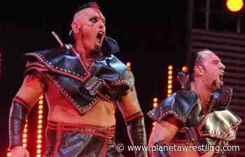The Ascension liberado de su contrato con WWE - Planeta Wrestling