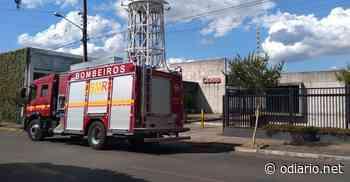 URGENTE: princípio de incêndio atinge sede da Dass em Ivoti - O Diário