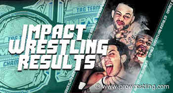 Impact Wrestling Results (3/31): Tessa Blanchard vs Ethan Page, Kylie Rae In Action - ProWrestling.com