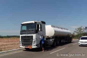 Trilheiros de Rio Pardo distribuem refeições aos caminhoneiros - GAZ