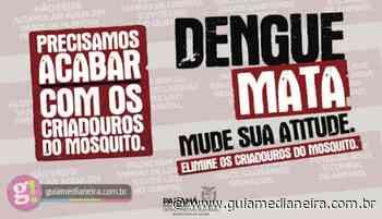 31/03/2020 329 Já são 123 casos positivos de dengue em Missal - Guia Medianeira