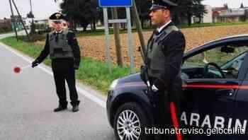Spresiano, segnala i posti di controllo dei carabinieri sul web: nei guai - La Tribuna di Treviso