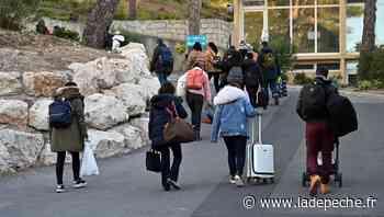 Carry-le-Rouet : le soulagement et la liberté pour les 181 premiers rapatriés de Wuhan - LaDepeche.fr