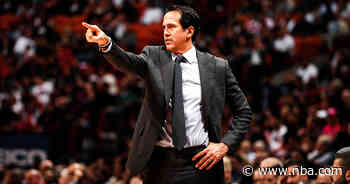 """Erik Spoelstra: """"We Do Want Our Team To Be Thinking Of Others"""""""