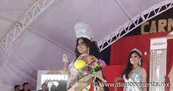 Reportan desaparición de la Reina del Carnaval Teapa 2020 - Diario Presente
