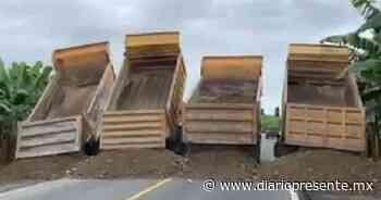 Desmiente FGE cierre de la carretera Villahermosa-Teapa - Diario Presente