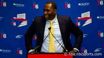 Report: Knicks interested in hiring 76ers' Elton Brand as GM