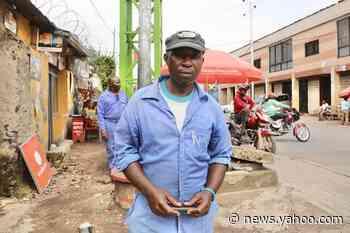 This African city has endured war and Ebola. Now comes coronavirus - Yahoo News