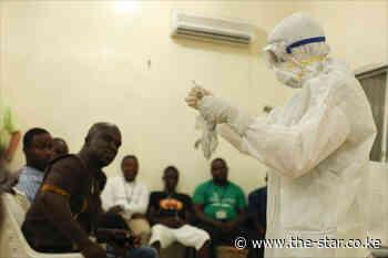 Medic in ebola team to lead Covid-19 response in Bomet - The Star, Kenya