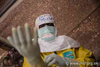 From Ebola to COVID-19: West Africa must learn from the past and protect vulnerable people - MSF UK