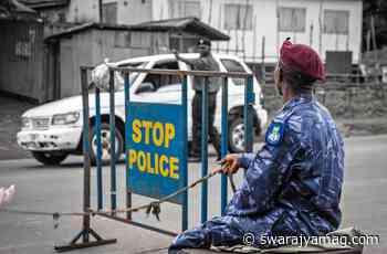 What A Lockdown To Fight Ebola In Uganda Taught This Noida Resident - Swarajya