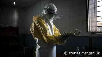 Battling Ebola: MSF's response in pictures - MSF UK