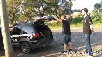 Polícia Civil de Nova Prata prende homem por receptação após tentar vender celular furtado | Rádio Studio 87.7 FM - Rádio Studio 87.7 FM