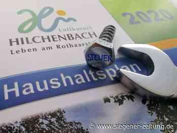 Hilchenbach beschließt Haushalt 2020: Steuerschraube verschont - Siegen - Siegener Zeitung