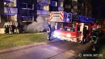 Fünf Verletzte nach Kellerbrand in Siegen-Weidenau - WR News
