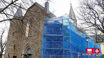 Siegen: Sanierung der Martinikirche läuft Stein für Stein - WR News