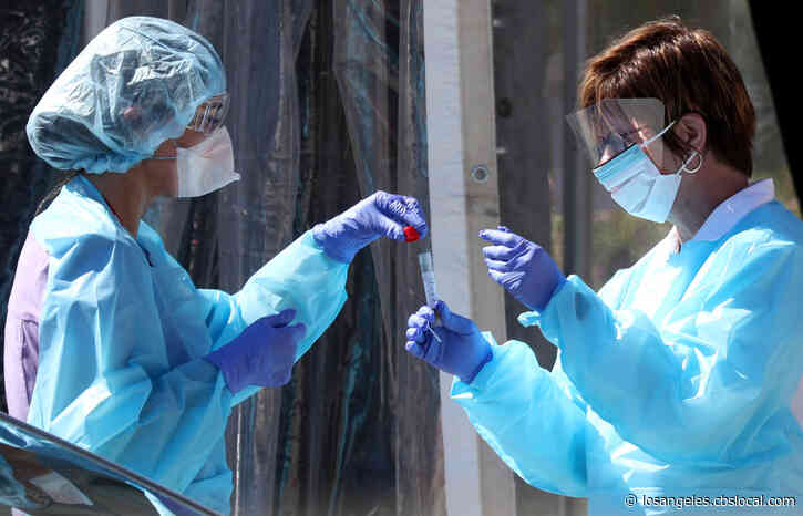 2 San Bernardino Deputies Test Positive For Coronavirus, County Reports 71 New Cases