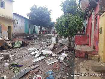 MP e Defensoria pedem que Santana do Ipanema adote medidas para atender vítimas das chuvas - TNH1