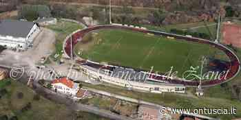 Ripuliti e sanificati gli ambienti dello stadio montefiasconese alle Fontanelle - OnTuscia.it
