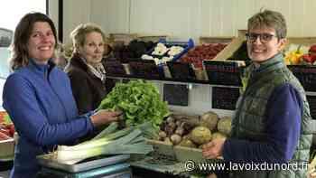 Laventie : à Fauquissart à la ferme, on reste ouvert et on livre même les légumes locaux - La Voix du Nord