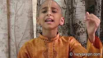 Sosok Abighya Anand, Bocah dari India Ini Meramalkan Covid-19 Berakhir pada Bulan Mei - suryakepri