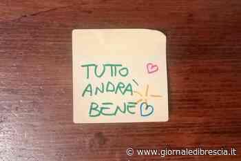 Castenedolo, i post it del risveglio - Giornale di Brescia