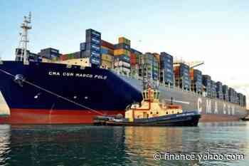 CMA CGM Marco Polo Crew Member Tested For COVID-19 - Yahoo Finance