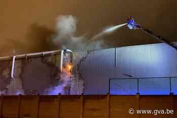 Na nieuwe brand: belde Umicore te laat naar hulpdiensten? - Gazet van Antwerpen