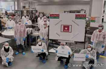Dammarie-les-Lys : le laboratoire Guinot-Mary Cohr donne des milliers de gants aux hôpitaux - Le Parisien