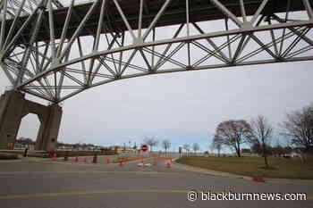 Point Edward closes parking lots, including at Blue Water Bridge - BlackburnNews.com