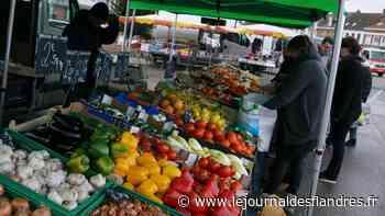 Wormhout : d'abord annulé, pourquoi le marché a été maintenu - Le Journal des Flandres