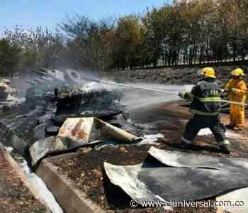 En Los Palmitos cierran pozo de gas natural tras atentado - eluniversal.com.co