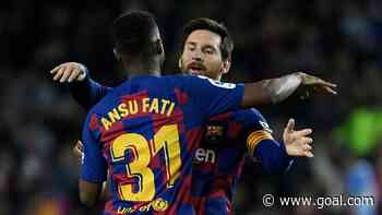 One-time Ghana prodigy Dong-Bortey fears Messi could 'hurt' Ansu Fati at Barcelona