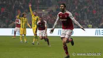 Paulinho espera retomar a Liga e aumentar a contagem pessoal - A Bola