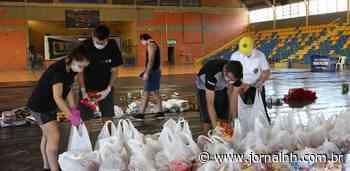 Voluntários da Rede de Solidariedade Covid-19 em Esteio organizam doações - Jornal NH