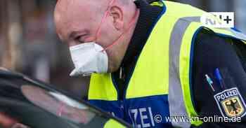Corona-Infizierte der Polizei melden? Keine Weisung in Schleswig-Holstein