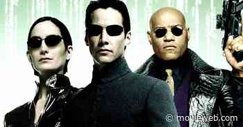 The Matrix Trilogy Is Now Streaming on Netflix