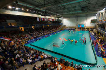 Men's U19 World Floorball Championships 2021 to be played in Brno - IFF Main Site - International Floorball Federation