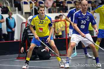 Luleå organises historical floorball internationals 2021-2022 - IFF Main Site - International Floorball Federation