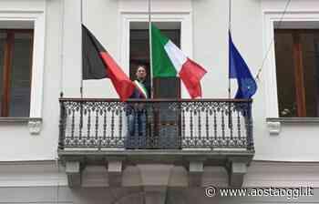 Coronavirus, a Pont-Saint-Martin bandiere a mezz'asta e un minuto di silenzio - Aosta Oggi