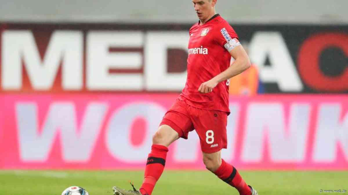 Leverkusen auch gegen Frankfurt ohne Kapitän Lars Bender - DIE WELT